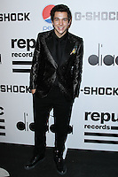 WEST HOLLYWOOD, CA - JANUARY 26: Austin Mahone at the Republic Records 2014 GRAMMY Awards Party held at 1 OAK on January 26, 2014 in West Hollywood, California. (Photo by David Acosta/Celebrity Monitor)