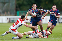 London Scottish v Ulster 'A' - B&I Cup - 23.10.16