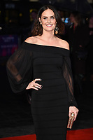 "Leanne Best<br /> arriving for the London Film Festival 2017 screening of ""Film Stars Don't Die in Liverpool"" at Odeon Leicester Square, London<br /> <br /> <br /> ©Ash Knotek  D3331  11/10/2017"