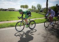 Jimmy Angoulvent (FRA/Europcar)<br /> <br /> 102nd Scheldeprijs 2014