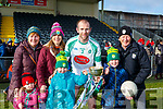 Kierab Dineen Na Gaeil celebrate  after defeating Mullinahone in the Munster Junior Championship final on Sunday