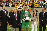Club America vs Manchester City July 28 2010
