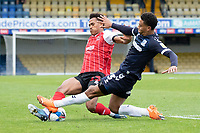 during Southend United vs Cheltenham Town, Sky Bet EFL League 2 Football at Roots Hall on 17th October 2020