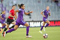 Orlando, FL - Saturday July 15, 2017: Marta Vieira Da Silva during a regular season National Women's Soccer League (NWSL) match between the Orlando Pride and FC Kansas City at Orlando City Stadium.