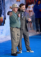 "LOS ANGELES, USA. December 10, 2019: Thomas William Black & Jack Black at the world premiere of ""Jumanji: The Next Level"" at the TCL Chinese Theatre.<br /> Picture: Paul Smith/Featureflash"