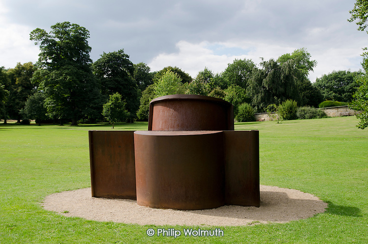 Dream City by Anthony Caro, Yorkshire Sculpture Park, Wakefield.