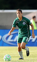 Stephanie Logterman..Saint Louis Athletica tied 1-1 with F.C Gold Pride, at Anheuser-Busch Soccer Park, Fenton, Missouri.