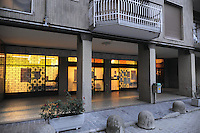 - Corsico, l'ex  minimarket di via Malakoff sequestrato alle cosche locali di 'ndrangheta a norma della legge Rognoni-Latorre 109/96 per la confisca dei beni alla criminalità organizzata; attualmente sede dell'associazione Club Corsico onlus, intitolata a Silvia Ruotolo, vittima innocente della camorra nel 1997<br /> <br /> - Corsico, the former minimarket in Malakoff street seized to local 'Ndrangheta clans under the law 109/96 Rognoni-Latorre for the confiscation of organized crime properties; now home for non-profit association Club Corsico, entitled to Silvia Ruotolo, innocent victim of the mafia in 1997