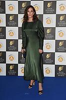 Anna Friel<br /> arriving for the RTS Awards 2019 at the Grosvenor House Hotel, London<br /> <br /> ©Ash Knotek  D3489  19/03/2019
