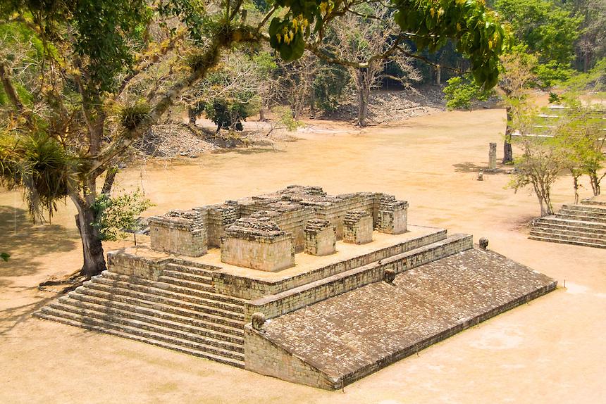 Fabulous Maya ruins of Mayan Civilization in Copan Hondura