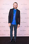 "Ruben Ochandiano attends the ""Moon Night Party"" of Moët & Chandon at Casino in Madrid, Spain. September 17, 2014. (ALTERPHOTOS/Carlos Dafonte)"