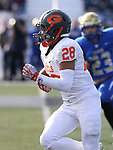Bishop Gorman's Amod Cianelli runs against Reed in the NIAA 4A state championship football game in Reno, Nev., on Saturday, Dec. 2, 2017. Gorman won 48-7. Cathleen Allison/Las Vegas Review Journal @NVMomentum