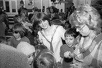 Nathalie Simard, dans les années 80