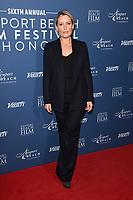 Mikka Simmons<br /> arriving for the Newport Beach Film Festival UK Honours 2020, London.<br /> <br /> ©Ash Knotek  D3551 29/01/2020