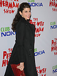 Marisa Tomei at the The Pee-Wee Herman Show Opening Night held at Club Nokia at L.A. Live in Los Angeles, California on January 20,2010                                                                   Copyright 2009 DVS / RockinExposures