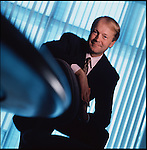 John Chambers - CEO, Cisco Systems, editorial, portrait
