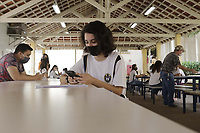 Campinas (SP), 20/10/2020 - Educacao - O secretario da Educacao Rossieli Soares acompanha nesta terca-feira (20) a testagem para covid-19 entre alunos e servidores na Escola Estadual Culto a Ciencia, em Campinas, interior de Sao Paulo. (Foto: Denny Cesare/Codigo 19/Codigo 19)