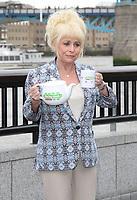 Barbara Windsor and Mayor Boris Johnson launch 'Big Lunch 2013' at a Photocall nr City Hall, London - May 7th 2013..Photo by Keith Mayhew