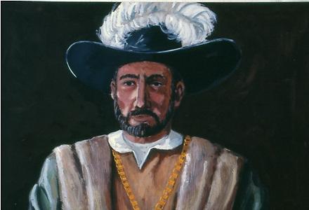 Nicolás de Ovando.