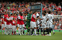 Pictured: Saturday 10 September 2011<br />