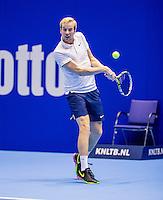 Rotterdam, Netherlands, December 17, 2016, Topsportcentrum, Lotto NK Tennis,  Botic van de Zandschulp (NED) <br /> Photo: Tennisimages/Henk Koster