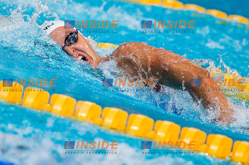 VAN ROWENDAAL Sharon NED<br /> 400 Freestyle Women Heats<br /> Swimming - Kazan Arena<br /> Day10 02/08/2015<br /> XVI FINA World Championships Aquatics Swimming<br /> Kazan Tatarstan RUS July 24 - Aug. 9 2015 <br /> Photo A.Masini/Deepbluemedia/Insidefoto