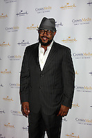 LOS ANGELES - JAN 14:  Rockmond Dunbar arrives at  the Hallmark Channel TCA Party Winter 2012 at Tournament of Roses House on January 14, 2012 in Pasadena, CA