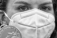 CUSINATO Ilaria Italian Champion<br /> 200m Butterfly Women<br /> Roma 13/08/2020 Foro Italico <br /> FIN 57 Trofeo Sette Colli 2020 Internazionali d'Italia<br /> Photo Andrea Staccioli/DBM/Insidefoto