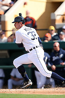 March 5, 2010:  Don Kelly of the Detroit Tigers during a Spring Training game at Joker Marchant Stadium in Lakeland, FL.  Photo By Mike Janes/Four Seam Images