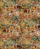 Dona Gelsinger, GIFT WRAPS, GESCHENKPAPIER, PAPEL DE REGALO, paintings+++++,USGE1423,#gp#