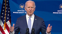 Biden Remarks on the Unrest at the US Capitol