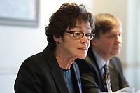 Louise Chabot, Presidente de la CSQ<br /> , 23 mars  2004<br /> <br /> <br /> PHOTO D'ARCHIVE: agence Quebec Presse
