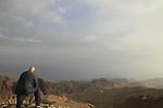 Mount Yoash in Eilat Mountains