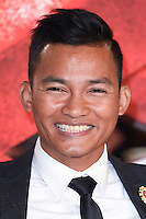 """Tony Jaa<br /> at the """"xXx: Return of Xander Cage"""" premiere at O2 Cineworld, Greenwich , London.<br /> <br /> <br /> ©Ash Knotek  D3216  10/01/2017"""