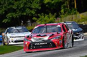 #18: James Davison, Joe Gibbs Racing, Toyota Camry Tilson Forest Hearing Cruz