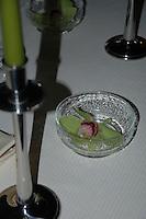 Green Tablesetting