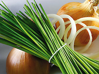 Fresh Chives & Onions
