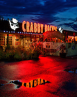 Crabby Dicks restaurant.