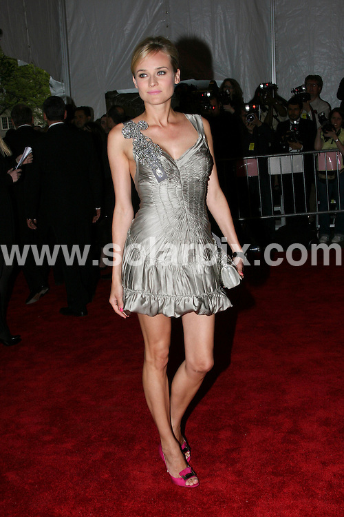 **ALL ROUND PICTURES FROM SOLARPIX.COM**.**SYNDICATION RIGHTS FOR UK, SPAIN, PORTUGAL, AUSTRALIA, S.AFRICA & DUBAI (U.A.E) ONLY**.The Superheroes Fashion and Fantasy Costume Institute Gala at The Metropolitan Museum of Art at the Metropolitan Museum of Art in New York in the USA .This Pic:Diane Kruger.JOB REF:6332-PHZ/Wild1          DATE:05_05_08 .**MUST CREDIT SOLARPIX.COM OR DOUBLE FEE WILL BE CHARGED* *UNDER NO CIRCUMSTANCES IS THIS IMAGE TO BE REPRODUCED FOR ANY ONLINE EDITION WITHOUT PRIOR PERMISSION*