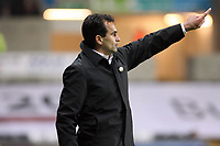 Pictured: Roberto Martinez manager for Swansea.<br /> Re: Coca Cola Championship, Swansea City Football Club v Queens Park Rangers at the Liberty Stadium, Swansea, south Wales 21st October 2008.