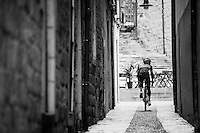 The streets of Girona / Spain
