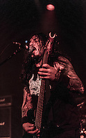 Krisiun on the 2012 Barge to Hell.