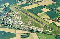 Heeresflugplatz Bückeburg: EUROPA, DEUTSCHLAND, NIEDERSACHSEN, (EUROPE, GERMANY), 21.05.2020: Der Heeresflugplatz Bückeburg ist ein Militärflugplatz in der niedersächsischen Stadt Bückeburg und Standort des Internationalen Hubschrauberausbildungszentrums.