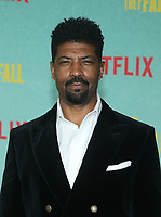 LOS ANGELES, CA - OCTOBER 13: Deon Cole, at the Special Screening Of The Harder They Fall at The Shrine in Los Angeles, California on October 13, 2021. Credit: Faye Sadou/MediaPunch