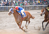 Dual-classic winner Summer Bird, with Kent Desormeaux up, on Saturday became the first 3-year-old since Easy Goer, in 1989, to win the Belmont Stakes, Travers, and Jockey Club Gold Cup in the same year. Quality Road was a game second and Tizway was third.