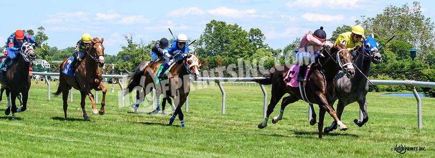 Potomac River winning at Delaware Park on 6/3/19