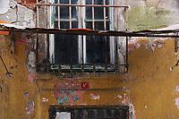 Urban detail, Cukurcuma, Istanbul, Turkey