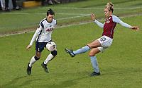 Ashleigh Neville of Tottenham Hotspur controls the ball during Tottenham Hotspur Women vs Aston Villa Women, Barclays FA Women's Super League Football at the Hive Stadium on 13th December 2020