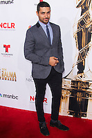 PASADENA, CA, USA - OCTOBER 10: Wilmer Valderrama arrives at the 2014 NCLR ALMA Awards held at the Pasadena Civic Auditorium on October 10, 2014 in Pasadena, California, United States. (Photo by Celebrity Monitor)