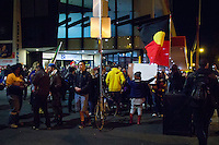 Rally for the Redfern Aboriginal Embassy and against all forced closure, Sydney 01.06.15